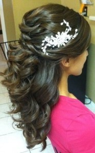 Bridal Hairstyle - 1